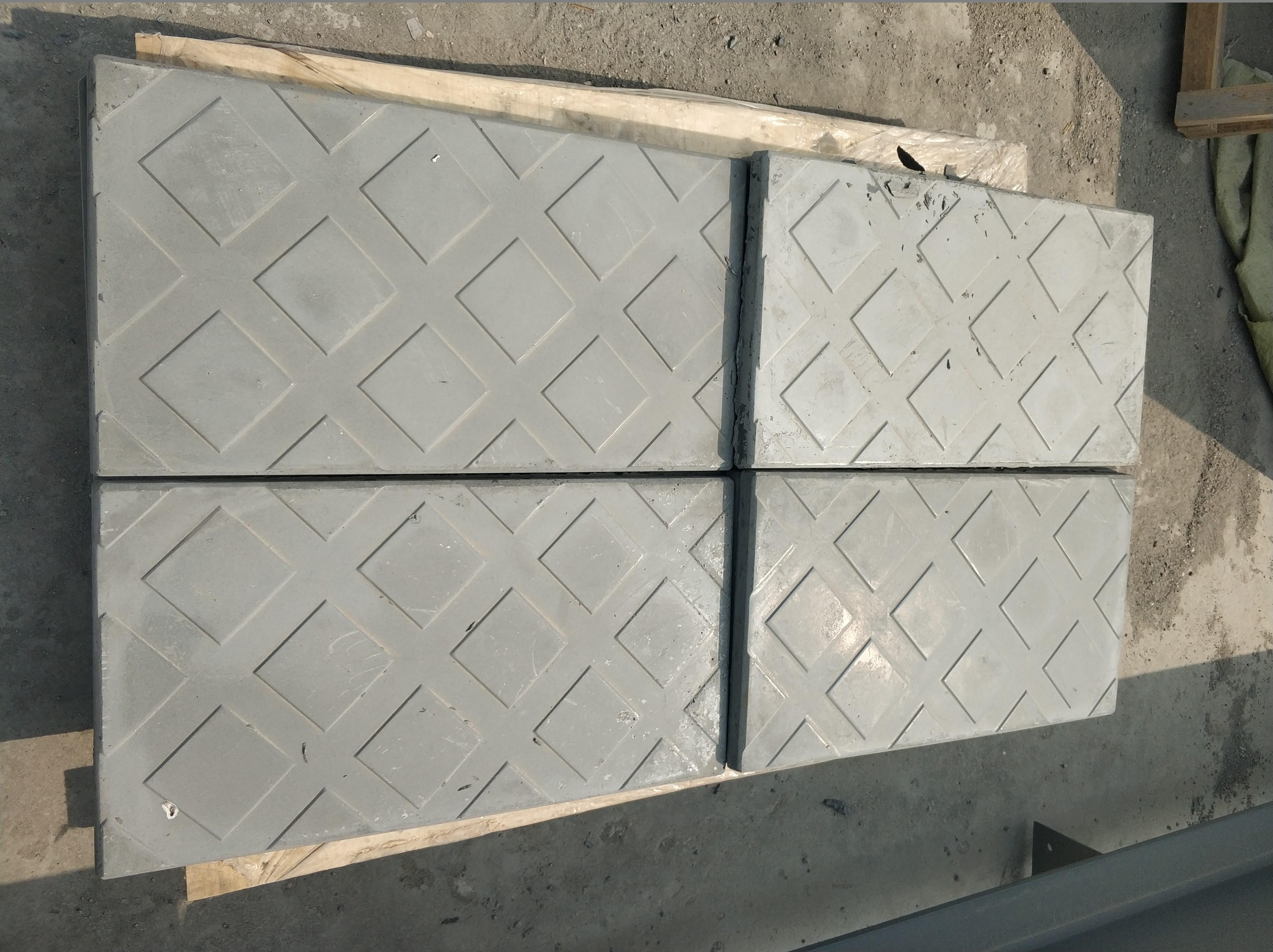 电缆沟盖板根据图纸要求进行钢筋的制作
